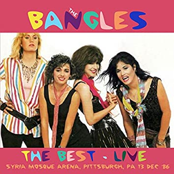 The Best - At The Syria Mosque Arena, Pittsburgh, Pa 13 Dec '86 (Live)