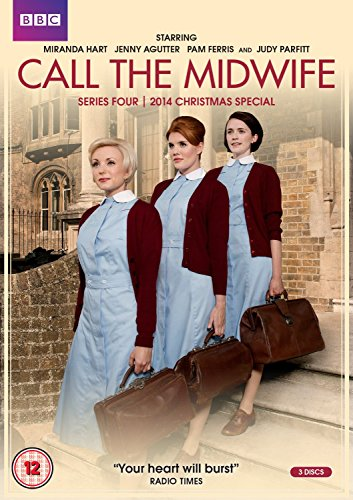 Call the Midwife - Series 4 + 2014 Christmas Special [NON USA FORMATTED VERSION REGION 2 DVD]