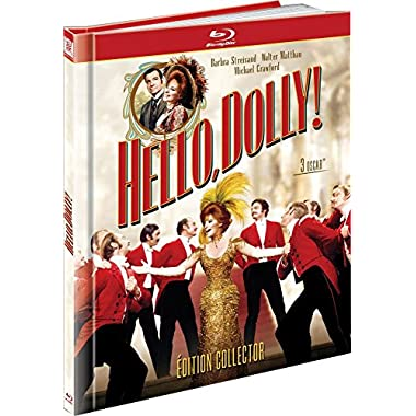 Hello, Dolly ! - Blu-ray + DVD - Edition limitée Digibook