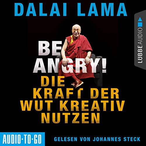 Be Angry (German edition) cover art
