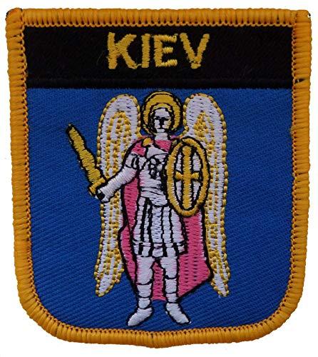 1000 Flaggen Kiew Türkei Schild Bestickt Aufnäher Abzeichen