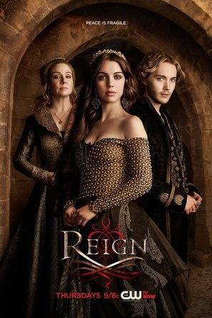Import Posters Reign – U.S TV Series Movie Wall Poster Print - 30CM X 43CM