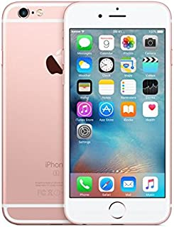 Apple SoftBank iPhone6s A1688 (MKQR2J/A) 64GB ローズゴールド