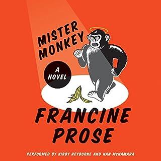 Mister Monkey cover art