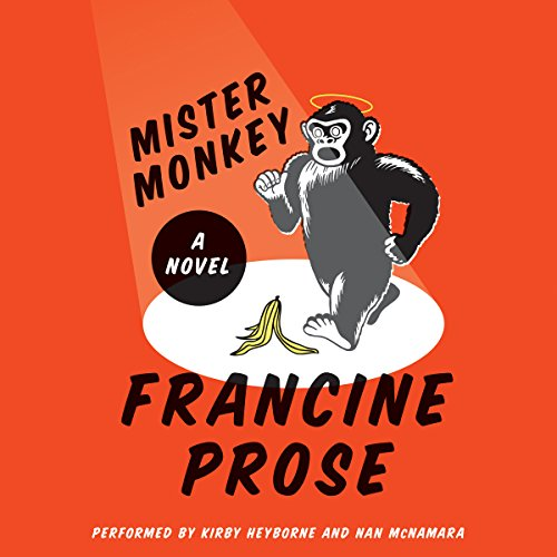 Mister Monkey cover art
