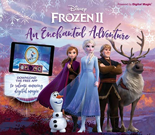 An Enchanted Adventure: Interactive Storybook with App