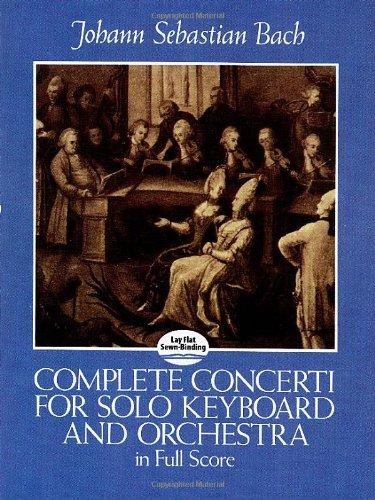 Complete Concerti (Dover Music Scores)