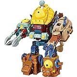 Nuevo y popular, grande y genuino Plants Vs Zombies Toys 2 Transformer Toy Robot Giant Kong Zombie King Regalos de cumpleaños navideños para niños