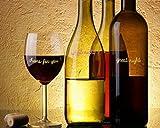 InnoBeta Magink 8er-Pack metallic Marker Pens Weinglas-Marker, radierbar, ungiftig, schnelltrocknend, Alternative für Weinglasschmuck, Am besten für Abendessen, Party, Hochzeit, Banquette, Bars - 7