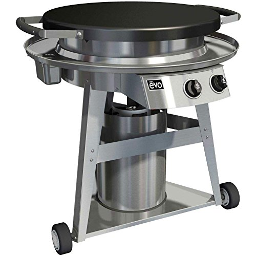 EVO Professional Series Grill on Cart