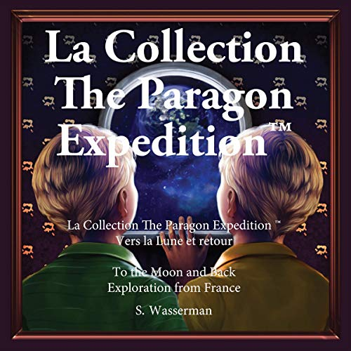 Couverture de The Paragon Expedition (French Edition)