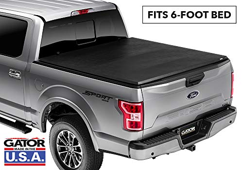 Gator ETX Soft Tri-Fold Truck Bed Tonneau Cover | 59309 | Fits 1982 - 2011 Ford Ranger 6' Bed | Made in the USA