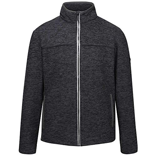 Regatta Fleece Herren Earvin Fleece, Seal Grey, FR (Größe Hersteller: XL)