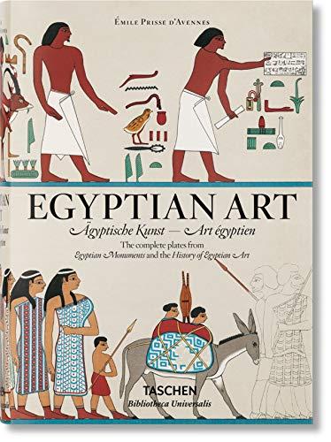 Prisse d'Avennes. Egyptian Art (Bibliotheca Universalis)