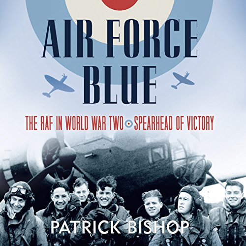 Air Force Blue audiobook cover art