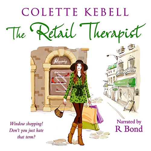 The Retail Therapist audiobook cover art