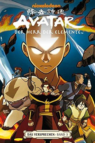 Avatar: Der Herr der Elemente - Das Versprechen, Band 3