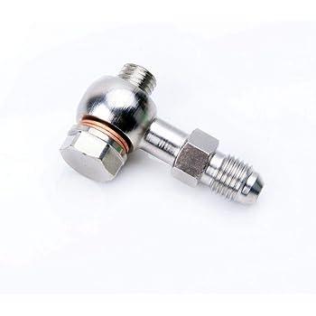 SAAB w// Stock TD04L TD04HL Turbo Oil Feed Line Kit M12x1.5mm TRITDT for VOLVO