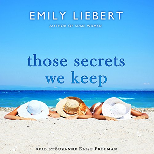 Those Secrets We Keep cover art