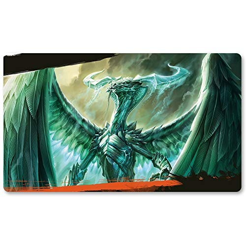 Ugin The Spirit Dragon - Board Game MTG Playmat Table Mat Games Size 60X35 cm Mousepad Play Mat for Yugioh Pokemon Magic The Gathering