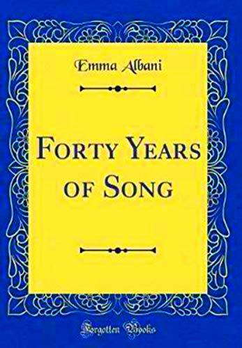 Forty Years of Song (English Edition)