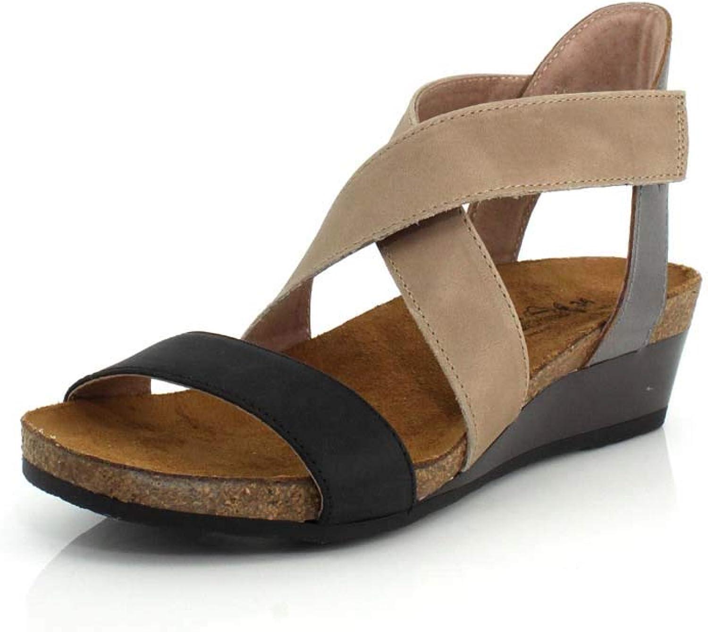Women's Naot, Vixen Wedge Heel Sandals