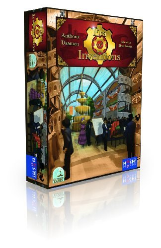 Huch and Friends Era of Inventions Game by Huch! and Friends