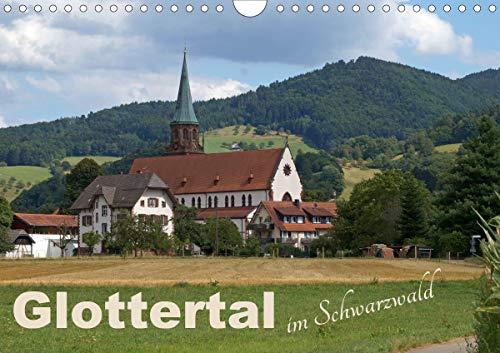 Glottertal im Schwarzwald (Wandkalender 2021 DIN A4 quer)