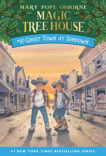 Magic Tree House (Ghost Town at Sundown Band 10)の詳細を見る