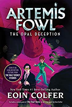 Opal Deception, The (Artemis Fowl, Book 4) by [Eoin Colfer]