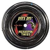Pro Tennissaite Hexaspin Twist für Spin 200m 1.20mm