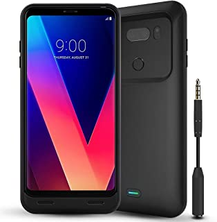 lg v30 case wireless charging
