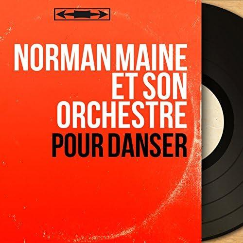 Norman Maine et son orchestre