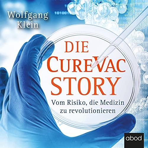 Die CureVac-Story cover art