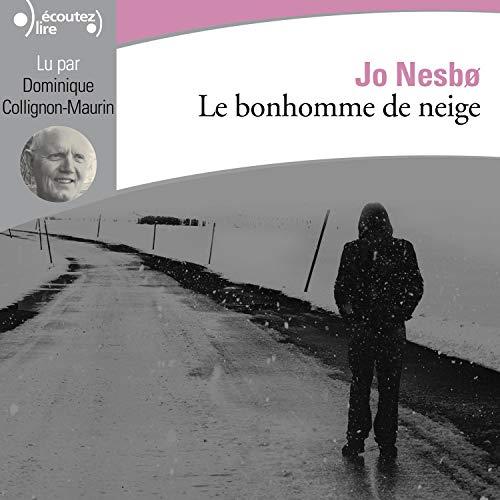 Page de couverture de Le bonhomme de neige