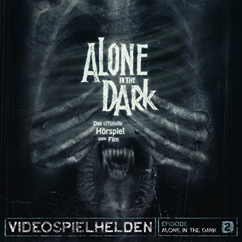 Alone In The Dark cover art