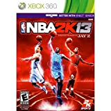 NBA 2K13 PRE-OWNED (Xbox 360)