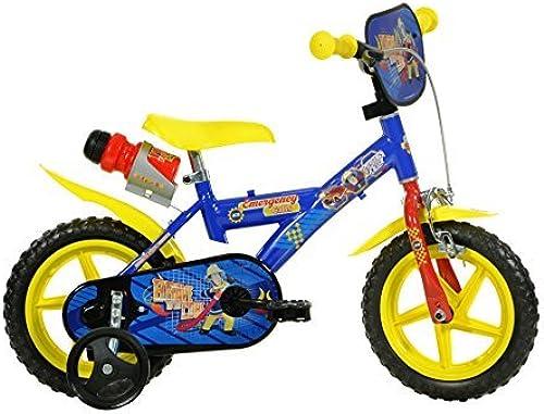 Web oficial Dino Bikes Bikes Bikes 123GL-SIP 12-Inch Fireman Sam Bicycle by Dino Bikes  Tu satisfacción es nuestro objetivo