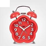 XAIOJIBA Creativo Alarm Clock/Orologio Optoelettronici di Silent Night/Piccola Campana Sve...