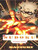 katsuki sudoku puzzles book: 200 easy to very hard Sudoku Puzzles with Solutions