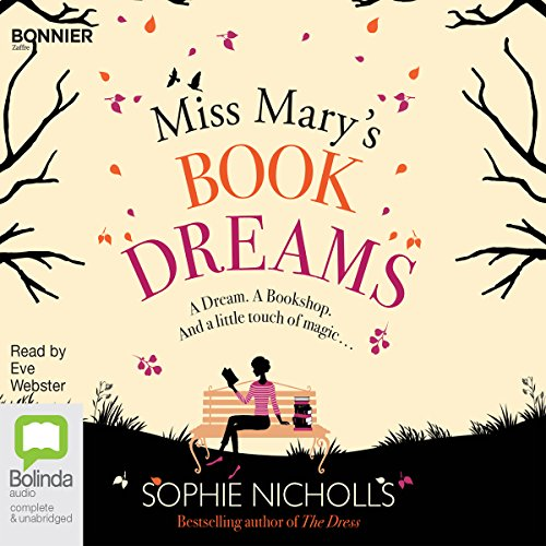 Miss Mary's Book of Dreams cover art