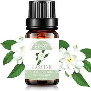 Elite99 Huile Essentielle Aromathérapie Jasmine Pure Huile Zen diffuseur usage et plus 10ML-026