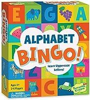 Peaceable Kingdom Alphabet Bingo! Letter Learning Game for Kids [並行輸入品]