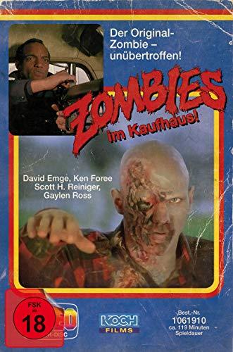 Zombie - Dawn of the Dead (Retro-VHS-Edition B, UHD + 3 Blu-rays) (exklusiv bei Amazon.de)