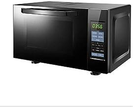 BOC Horno de cocina Horno de cocina Horno de microondas, Horno de microondas multifunción para el hogar, Calentador totalmente automático de 800 W, Olla arrocera caliente de mini velocidad pequeña, p