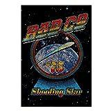 ZFLSGWZ Bad Company Shooting Star Rock Band Música Lienzo Posters E Impresiones Arte De La Pared Pintura Imágenes Decoración para El Hogar -50X70Cm Sin Marco