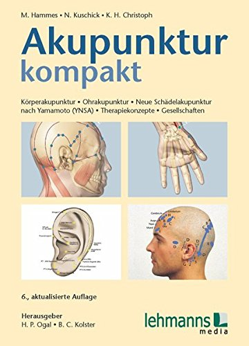 Ogal, Hans<br />Akupunktur kompakt - jetzt bei Amazon bestellen
