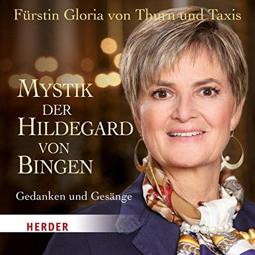 Mystik der Hildegard von Bingen Titelbild