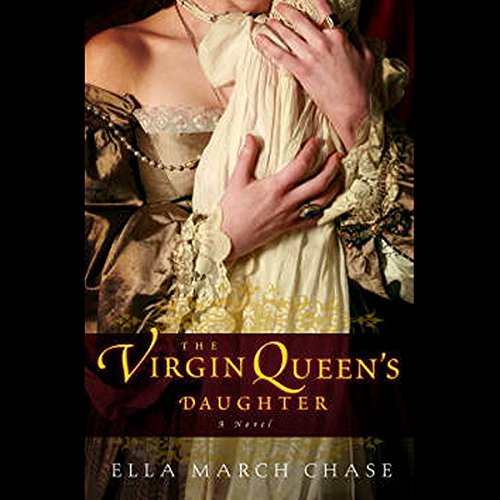 The Virgin Queen's Daughter audiobook cover art