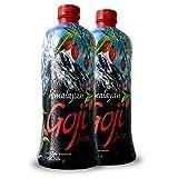 Youngevity Freelife Himalayan Goji Juice Set of 2 - 1 Liter Bottles